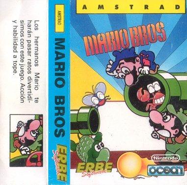 Mario Bros Amstrad