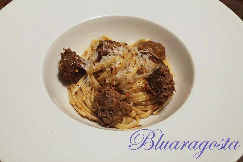 03-spaghetti con polpette di ossobuco