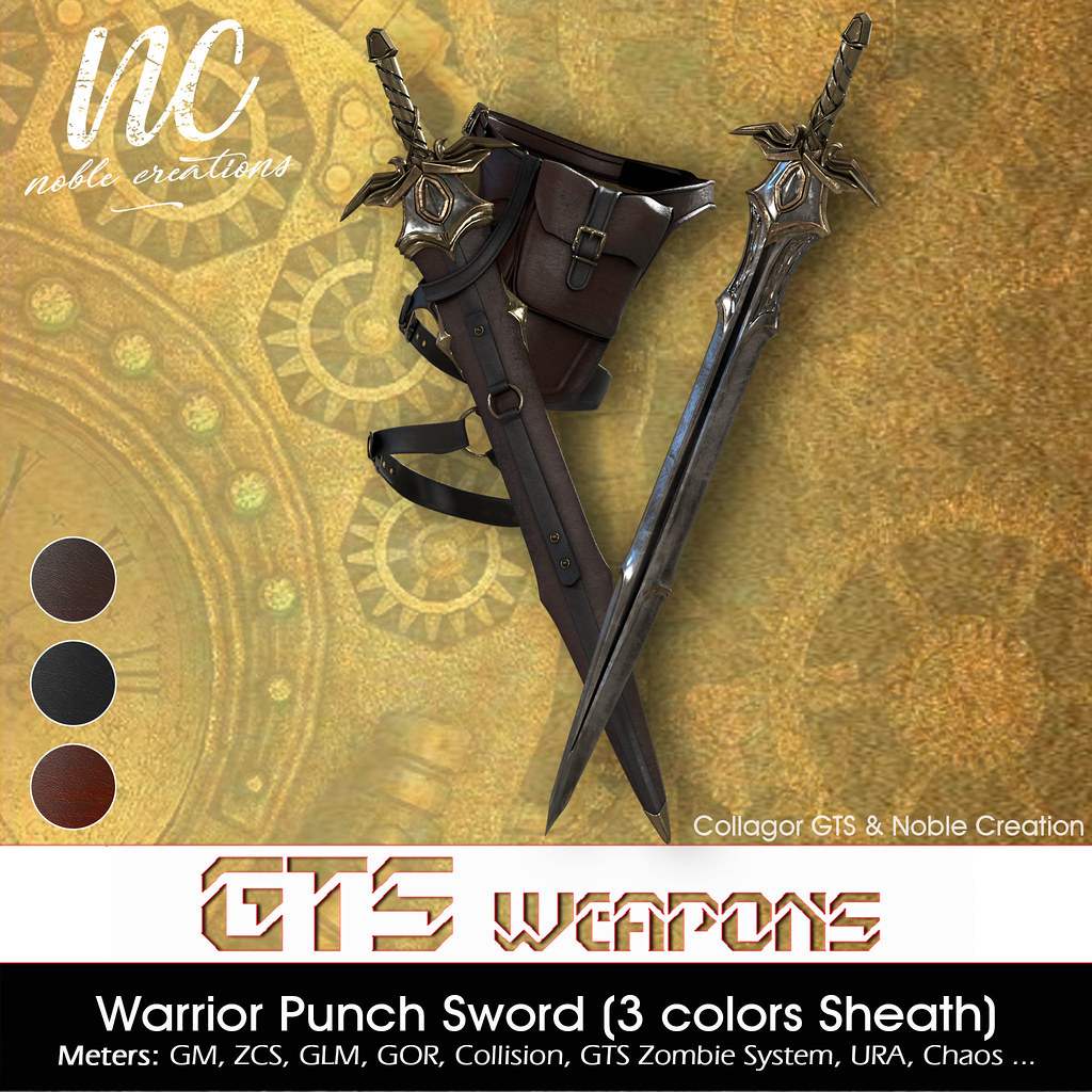 GTS X [NC] Warrior Punch Clothing – MAN CAVE
