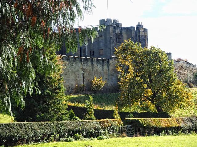 Bothal Castle, Northumberland