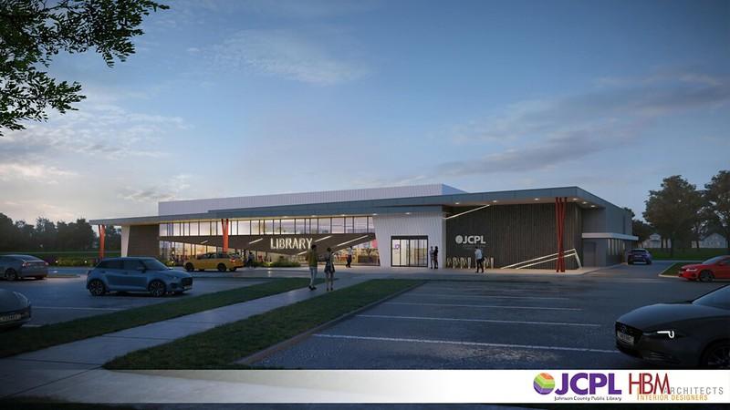 Plans for JPCL Clark Pleasant Branch