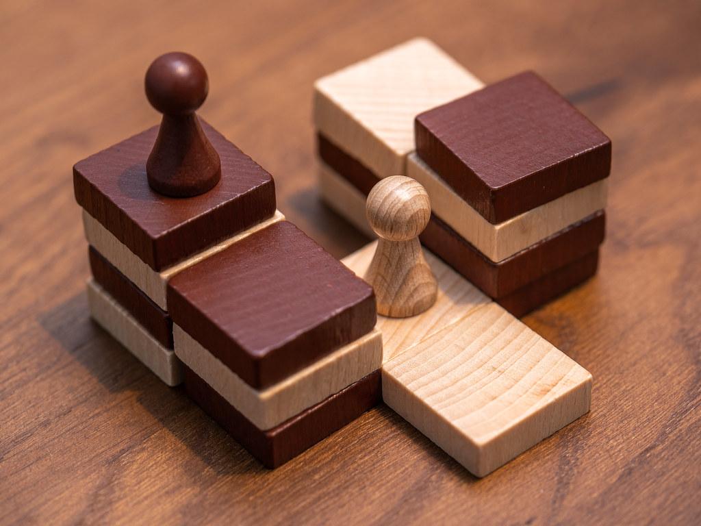 Volterra boardgame juego de mesa