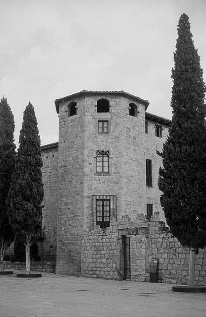 La torre de l'abad / Abbot's tower