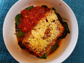 Lasagne from The Green Edge