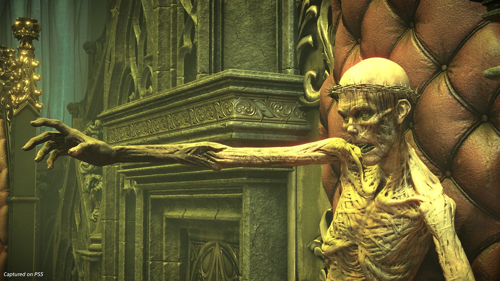 Demon's Souls - Old Monk