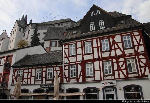 Diezer Grafenschloß & Timberframes, Diez, Germany