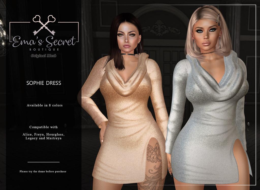 Ema's Secret @ Sense Event