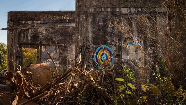 Demolition bullseye