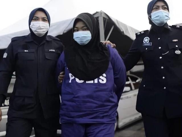 Rakan Dituduh Bunuh Siti Nur Surya Tidak Dibenar Ikat Jamin