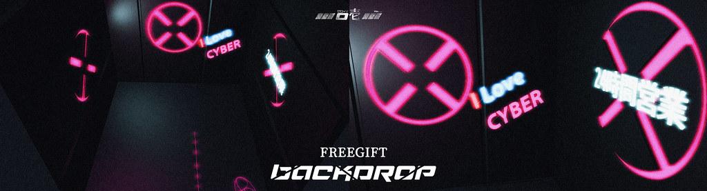 FREEGIFT BACKDROP<3