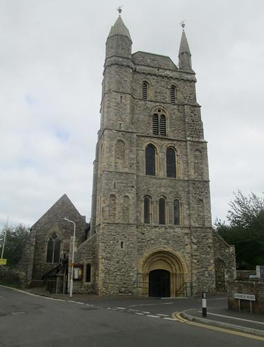Church of St Nicholas, New Romney