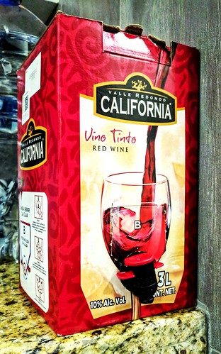 US$8.14 / 3 Liters Mexican Wine | by Dennis S. Hurd