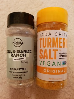 Fun seasoning salts