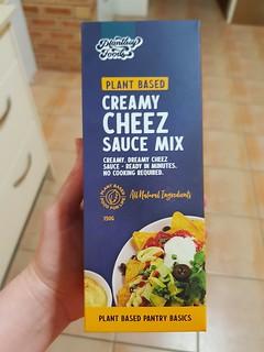 Plantasy Foods Cheesy Sauce Mix