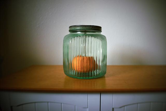 Pumpkin in a Jar