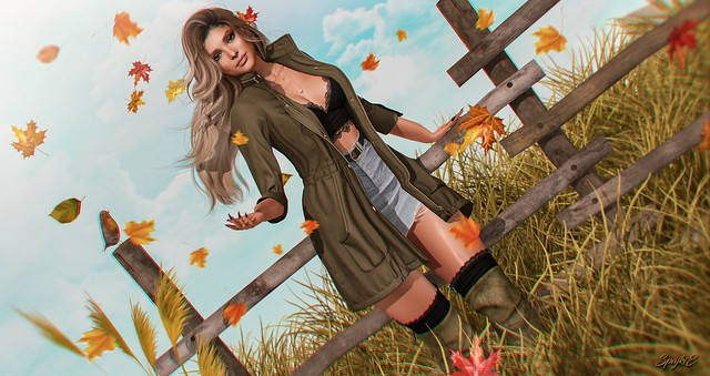♥New Post♥ Autumn Walk