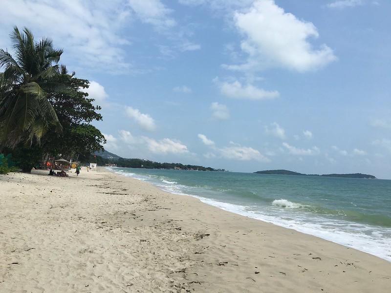 koh samui life chaweng beach