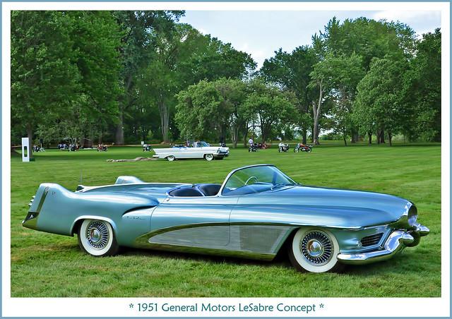 1951 General Motors LeSabre Concept