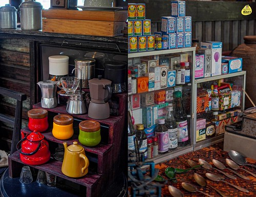 ร้านในเหมือง อาหารใต้ เขาหลัก พังงา