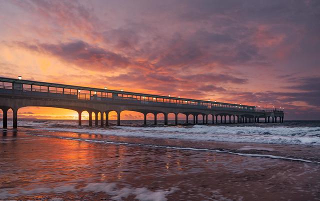 Boscombe Pier - Sunrise