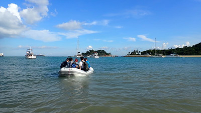 Seringat-Kias lagoon