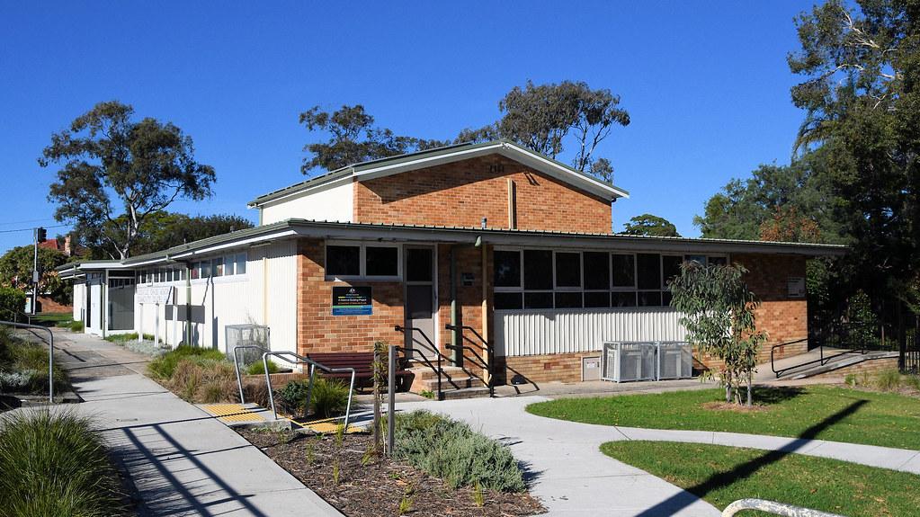 Memorial Community Centre Hall, Roseville, Sydney, NSW.