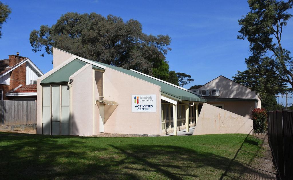 Baptist Church Community Hall, Thornleigh, Sydney, NSW.