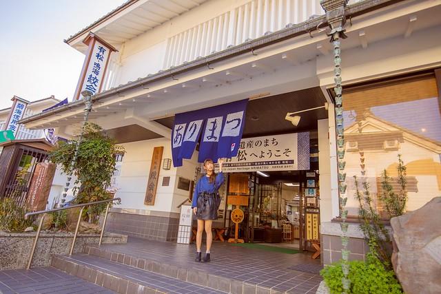 Arimatsu-Narumi Shibori Museum Hall