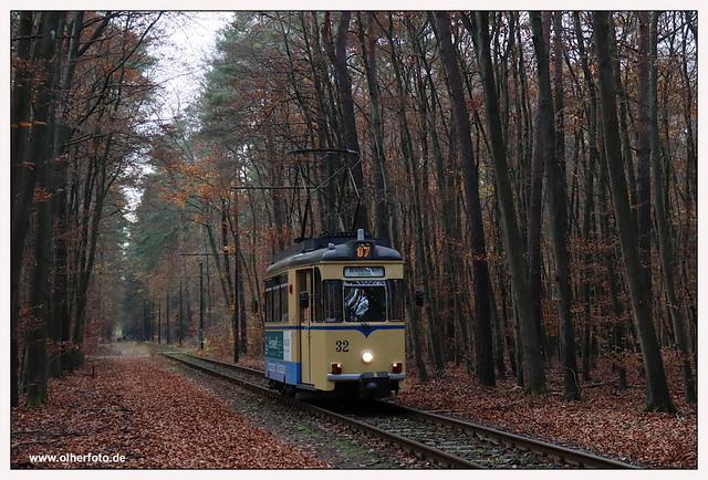 Tram Woltersdorf - 2020-08