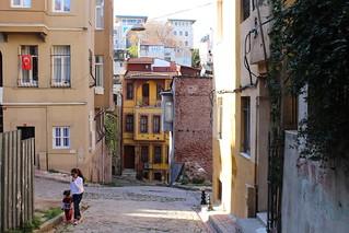 Neighborhood in Balat
