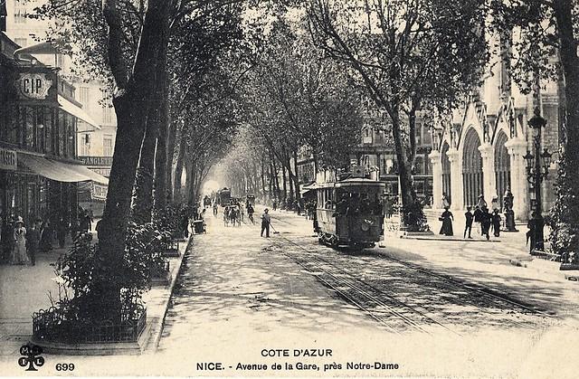 Trams de Nice (France)