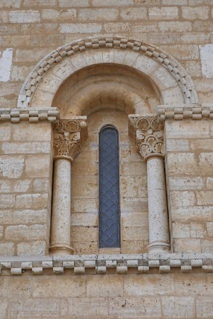 Eglise romane Saint Martin de Tours (XIe siècle), Frómista, Tierra de Campos, province de Palencia, Castille-León, Espagne.