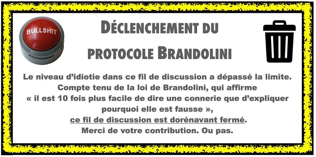 Loi de Brandolini : Il est 10 fois plus facile de dire une connerie que d'expliquer pourquoi elle est fausse