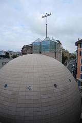 Cross @ Église Sainte-Trinité @ Genève