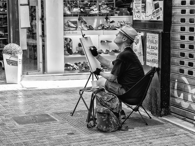 Pintando La Calle