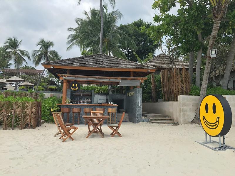 サムイ島 2020年11月17日のチャウエンの様子