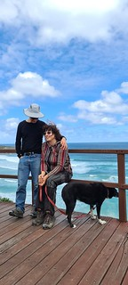 Brett & Sue At Lookout - South Coast Road Trip, Western Australia | by Red Moon Sanctuary
