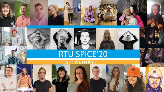 «RTU SPICE 2020» attālināti aizvadīts