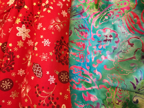 Fabric for more masks