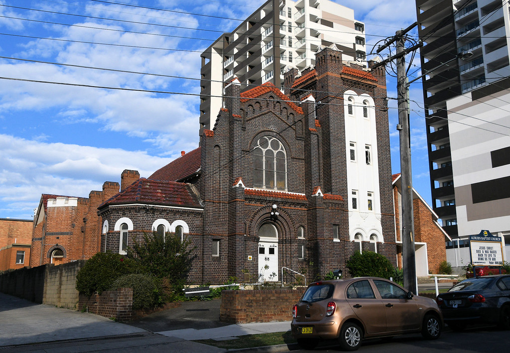 Baptist Church, Auburn, Sydney, NSW. 1