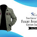 Tom Cruise Top Gun Maverick Cotton Jacket