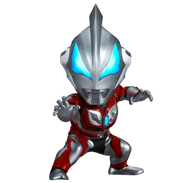 積極才有作為!X-PLUS DEFOREAL 超人力霸王捷德 原始型態