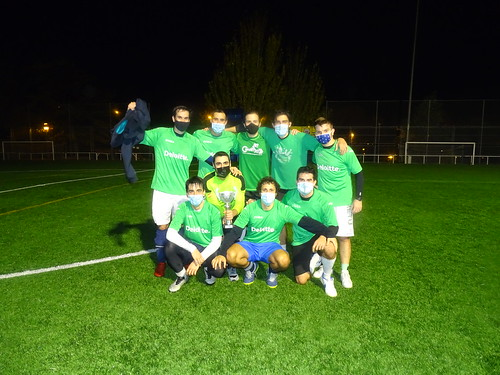 Deloitte Legal, campeón de la Copa Clausura'20 en Segunda División