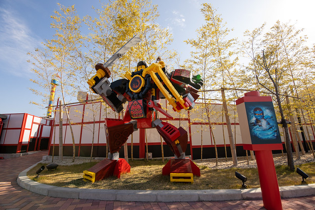 Legoland Japan Ninjago