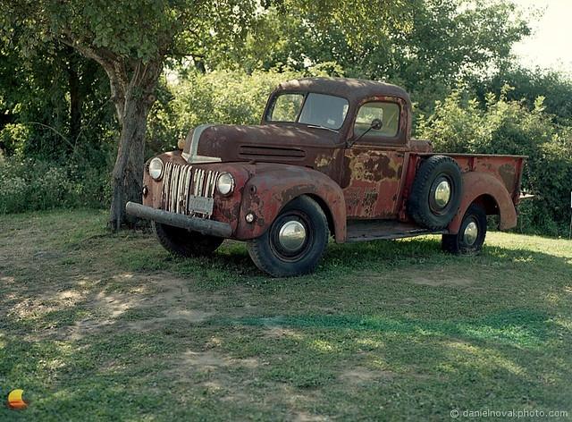 An Old Farm Truck (MYA_0148)