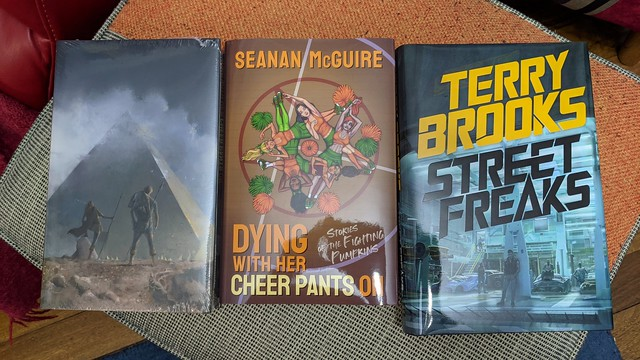 Some new books