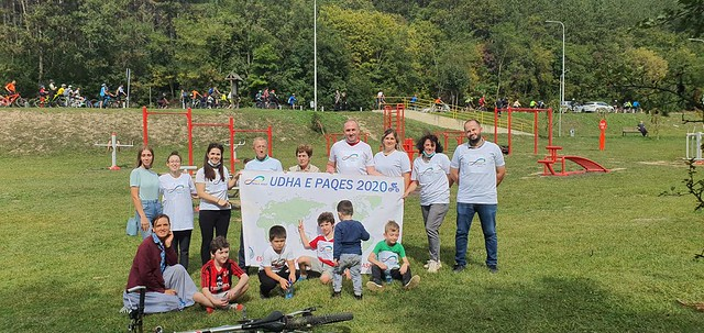 Kosovo-2020-10-04-'Peace Road' Event Held on World Walking Day