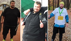 Miloslav: Zhubl jsem za rok 80 kg. Zase běhám a skáču přes kaluže