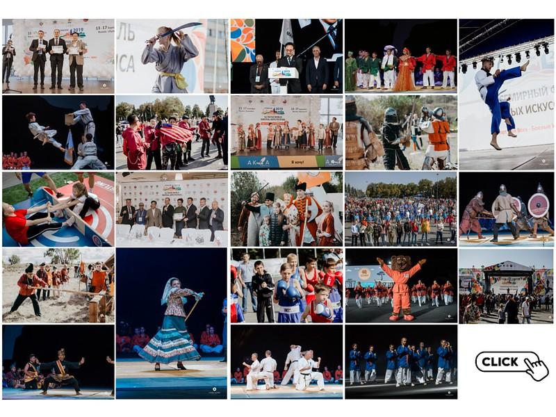 1st TAFISA Martial Arts Festival 2019