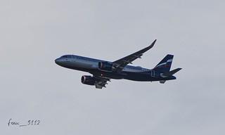 Aeroflot - Russian Airlines Airbus A320-200N (F-WWDF VP-BPQ MSN10126)